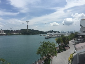 Harbourfront view