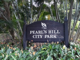 Pearl Hill City park
