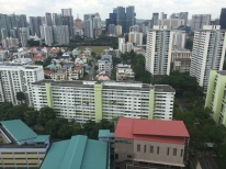 View from Farrer Park HDB