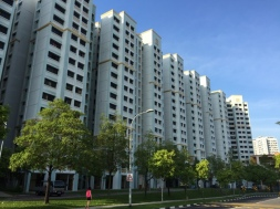 Brand new HDB neighborhood