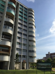 HDB neighbourhoods