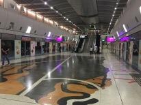 Kovan MRT platform