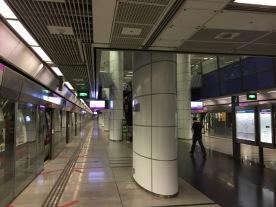 Potong Pasir platform