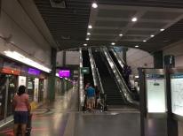 Sengkang MRT platform