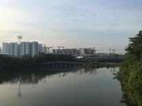 Sengkang river