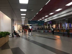 Serangoon Bus interchange