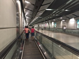 Serangoon MRT connecting to circle line